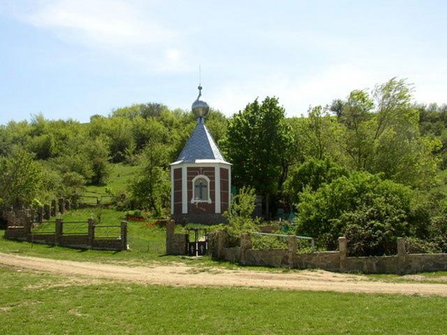 Святой источник Пантелеймона целителя в Каложицах