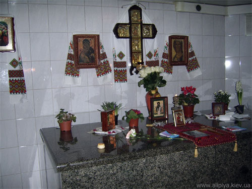 Молитва матушке Алипии о помощи