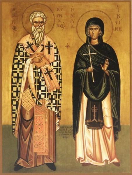 Молебен Киприану: чем поможет и как заказать