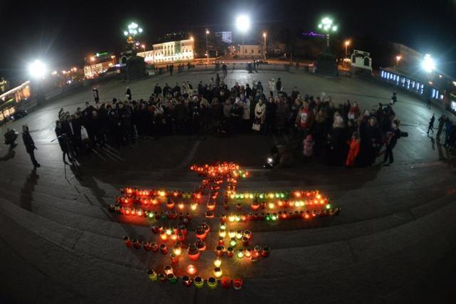 Молитва о погибших в авиакатастрофе