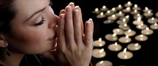 Молитва на рабочем месте