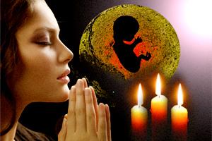 Молитва Ксении Петербургской о беременности и зачатии ребенка
