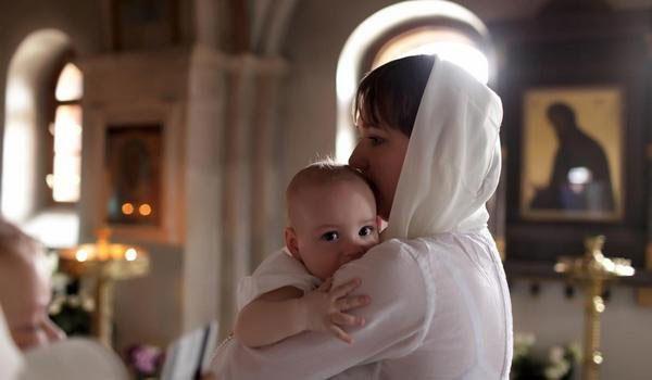 Молитва при родах
