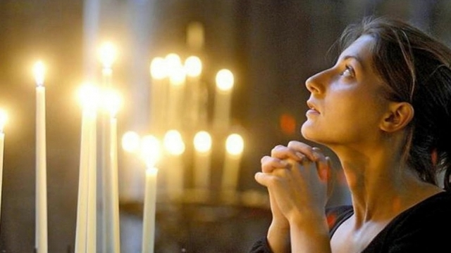 Православная сильная молитва от испуга