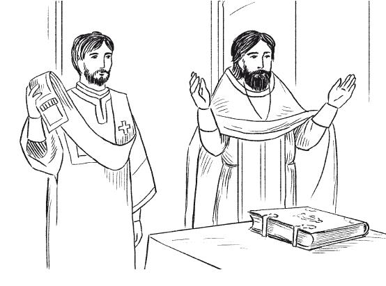 Что такое Всенощное бдение в церкви?