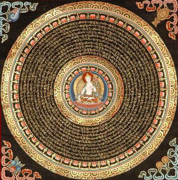 Буддизм: молитвы и мантры на удачу, перед едой