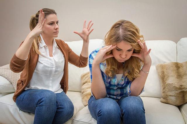Молитва от скандалов и ссор в семье